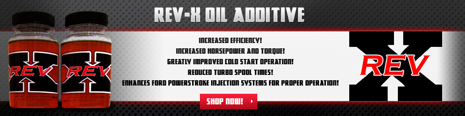 REV-X Oil Additive