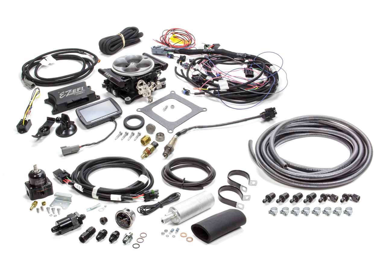 Fast EZ EFI Carb Self Tuning Fuel Injection System with