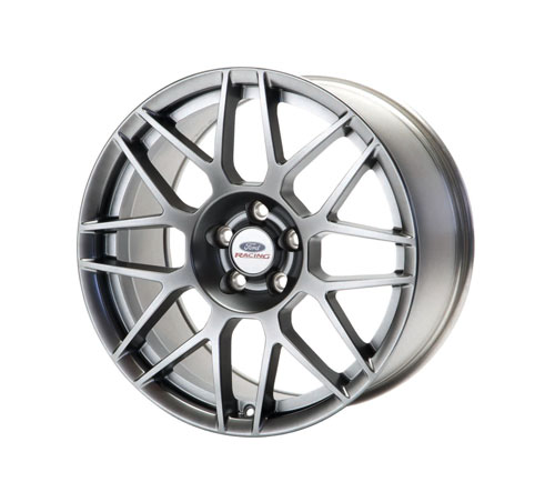 Supercharged Mustang Tires: 2011 MUSTANG SVT FRONT WHEEL