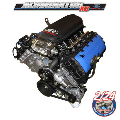Ford Racing 5 0l Coyote Aluminator Xs Crate Engine