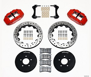 Wilwood Superlight Mustang Front Brake Kit (94-04)