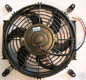"10"" Electric Cooling Fan"