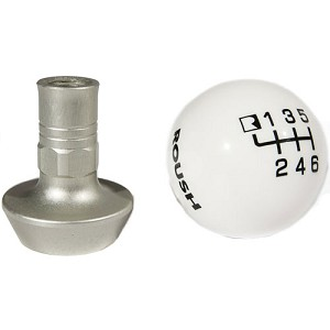 Roush 2011-2014 Mustang Shift Knob with Boot Retainer 6 Speed