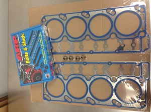 Ford 6.0L Powerstroke Ford OEM 20mm Headgaskets & ARP Headstud Kit