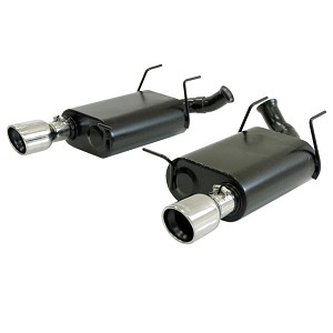 Flowmaster 2013-14 Mustang V6 Force II Axle Back Exhaust
