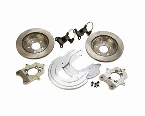 Ford Performance 1994-04 Mustang Rear Brake Bracket Kit
