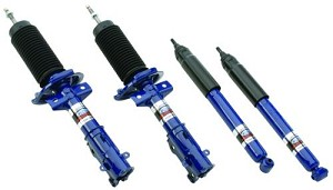 Ford Performance 2007-2014 Mustang Adjustable Shock Kit (GT, GT500)