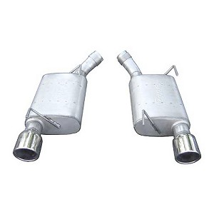 Pypes Violator 2005-10 Mustang GT Axle Back Exhaust