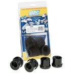 BBK Performance 1994-04 Mustang Offset Steering Rack Bushings