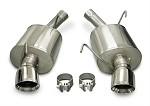 Corsa 2005-2010 Mustang GT & GT500 Axle Back Exhaust