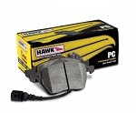 Hawk Performance Ceramic Brake Pads - Front (07-12 GT500, Boss 302, 11-14 GT Brembo)
