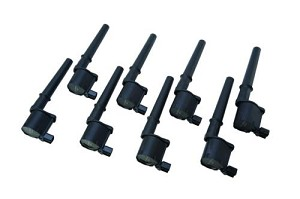 Ford Performance 2007-2014 Mustang SVT 4V Ignition Coil Set (07-14 Shelby)