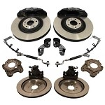 Ford Racing 2005-2014 Mustang Six Piston Brake Kit
