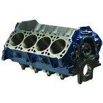 Ford Performance Boss 351 Cylinder Block with 9.5 Deck