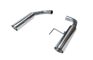 Pypes 2015-2016 Mustang GT Pype Bomb Axle Back Exhaust