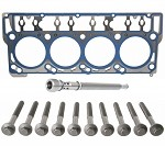 Ford OEM 20mm Headgasket, Standpipe & Headbolts Kit