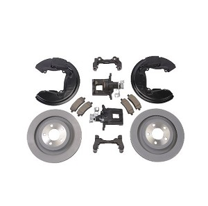 Ford 2015-2017 Mustang Rear Brake Kit
