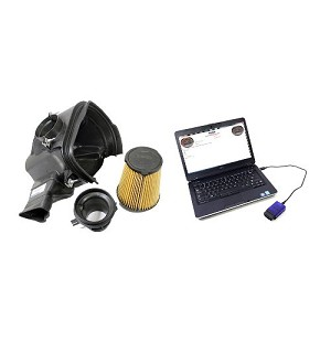 Ford Performance 2015-17 2.3L EcoBoost Cold Air & Calibration Kit